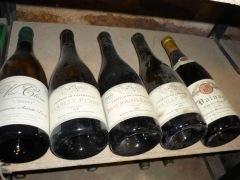 Burgundy fine wines