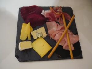 Ham & Cheese platter