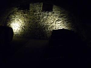 An original roman wall